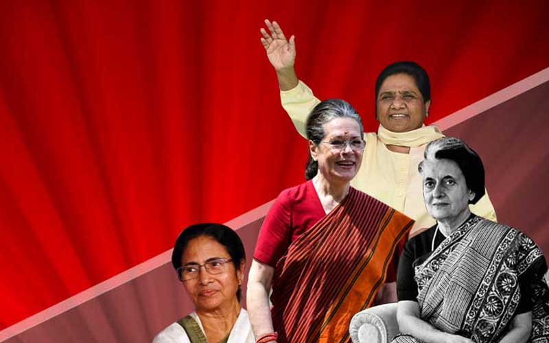 Make yourself acquainted with some of the most powerful  and formidable Indian women politicians by taking this quiz