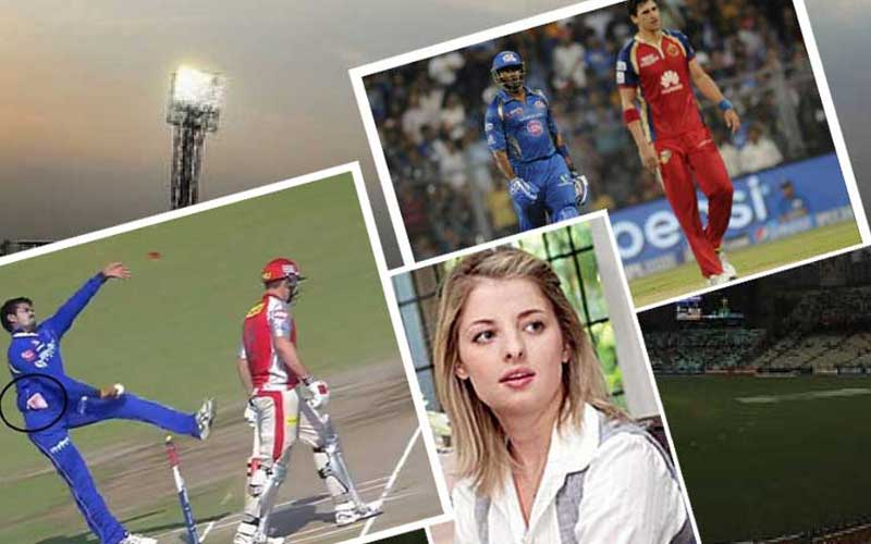 If you are an IPL fan then you should me aware of these on-field controversies: Take this quiz to test yourself