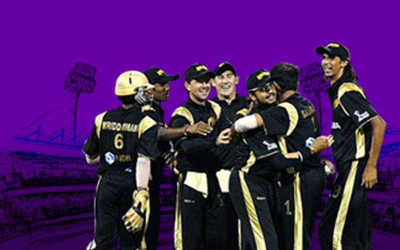 KKR First Team Members