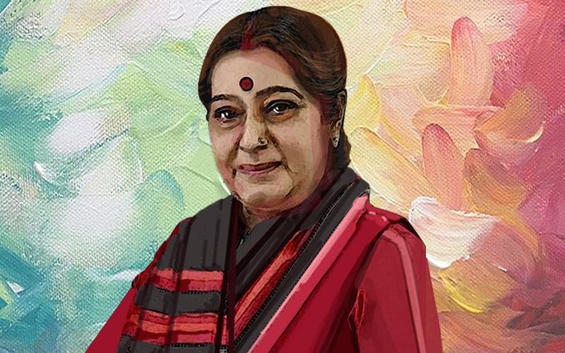 Sushma Swaraj Quiz