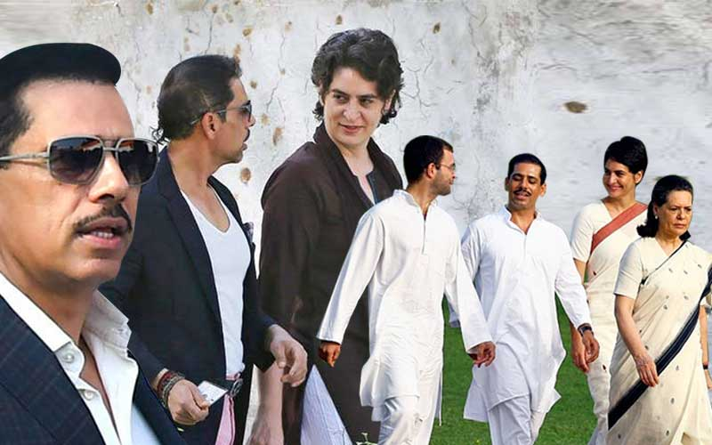 How much are you in the light about Robert Vadra, businessman and Priyanka Gandhi's husband, under radar for illegal trading? Take this quiz to find out