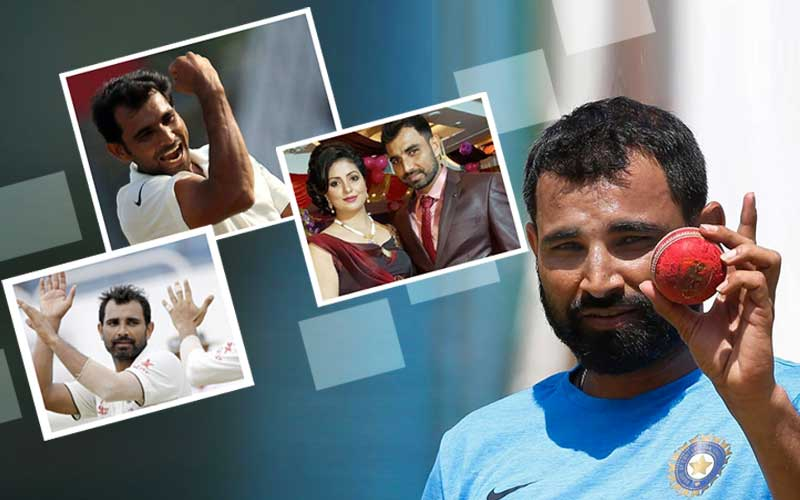 To acquaint yourself better with Indian Cricketer Mohammed Shami, take this quiz
