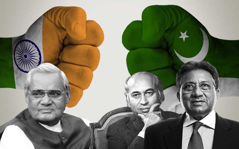 Make yourself acquainted with the checkered history of India Pakistan relations by taking this quiz
