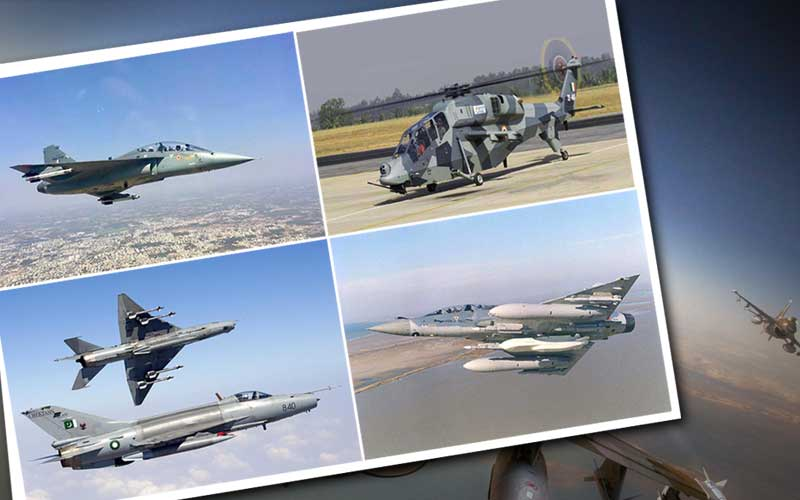 Do you know about the fighter jets and combat helicopters in the Indian Air Force's arsenal? Take this quiz to find out