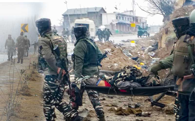Pulwama 2019: Make yourself more aware of the terror attacks in India, specifically Kashmir by taking this quiz