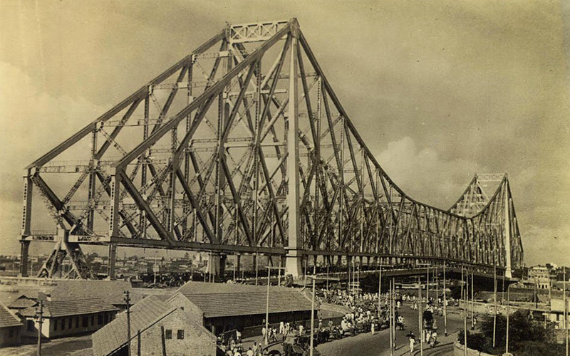 Did you know these facts about the Howrah Bridge