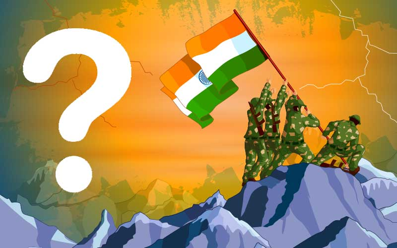 How much do you know about Indian Army, take this quiz to find out