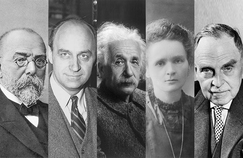 Science Nobel Winners