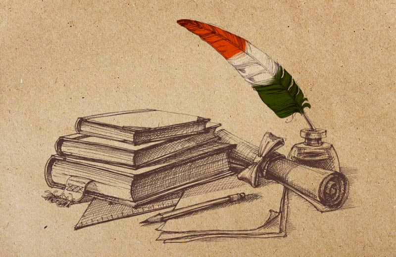 Quiz on Nationalist literature and litterateur
