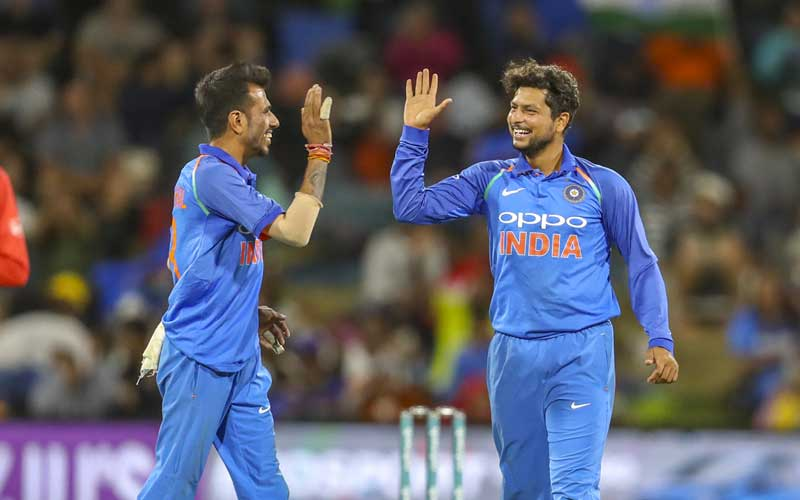 A quiz on the second ODI in the India Tour of New Zealand 2019