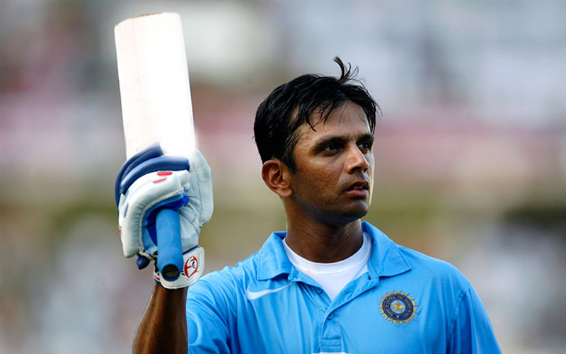How much do you know about the legendary cricketer Rahul Dravid