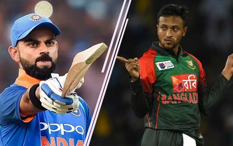 Quiz on head to head comparison between India and Bangladesh in cricket world cup