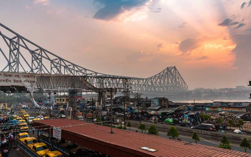 How much do you know about the Howrah - the sister city of Kolkata osc kb