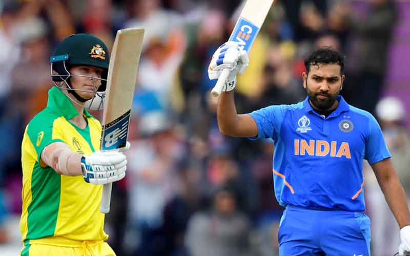 Quiz on India vs Australia head to head statistics of Cricket World Cup