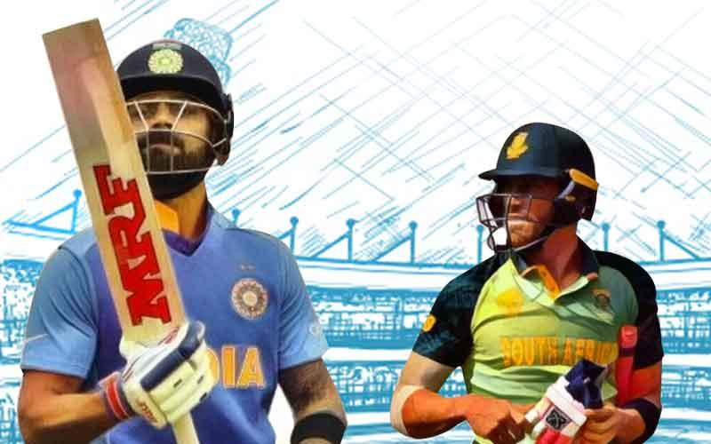 Take this quiz to know the head to head statistics of India vs South Africa ODI matches