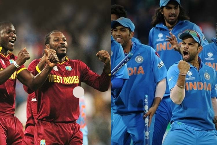 Quiz on Head to Head comparison between India snd West Indies in Cricket World Cup
