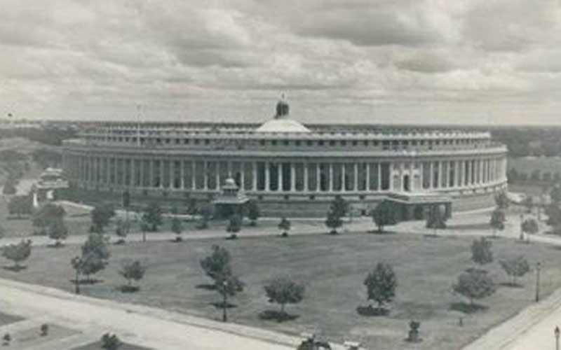 History of Indian Parliament