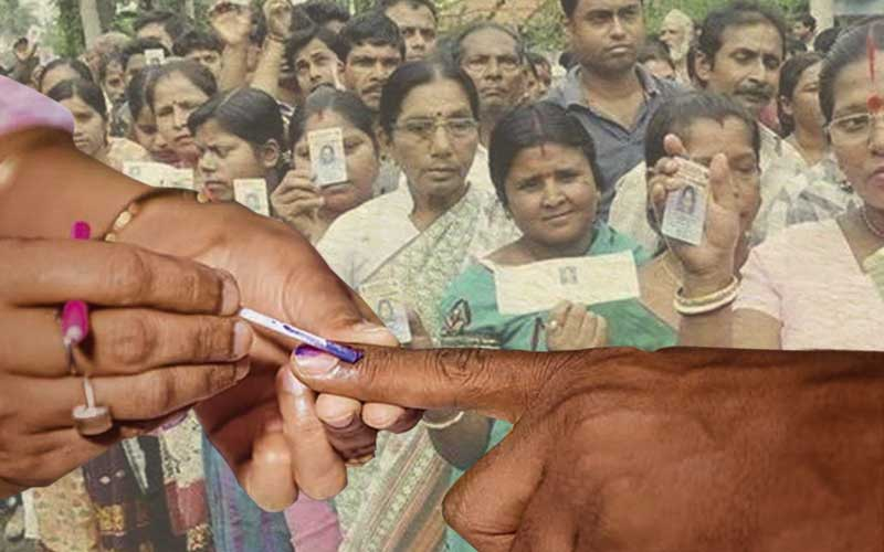 Elections in West Bengal