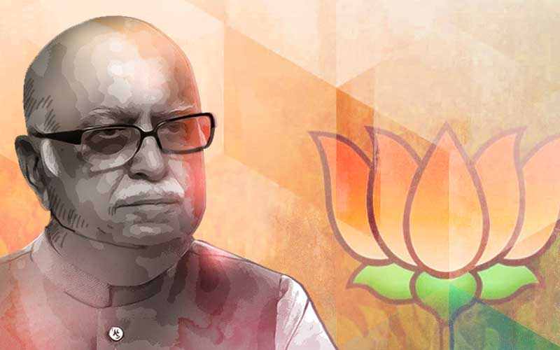 LK Advani - Pitamah Bhisma of Indian Politics