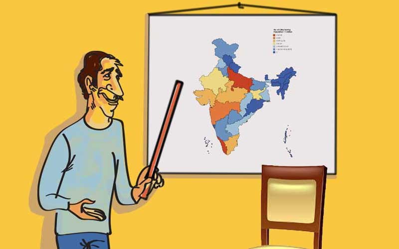 Do you have this basic knowledge on Indian Geography, play the quiz and answer the questions