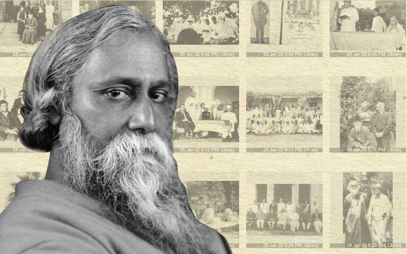 Pictorial Quiz on Tagore