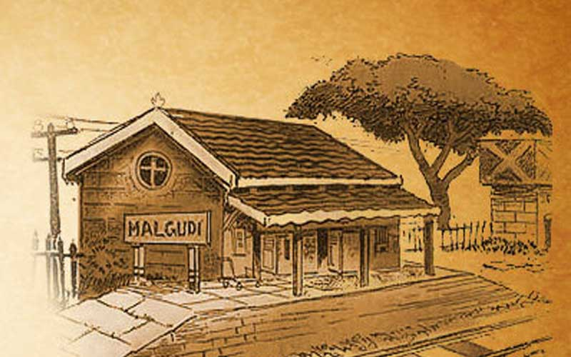 Can you still remember the story of Malgudi Days, play quiz and answer all the questions