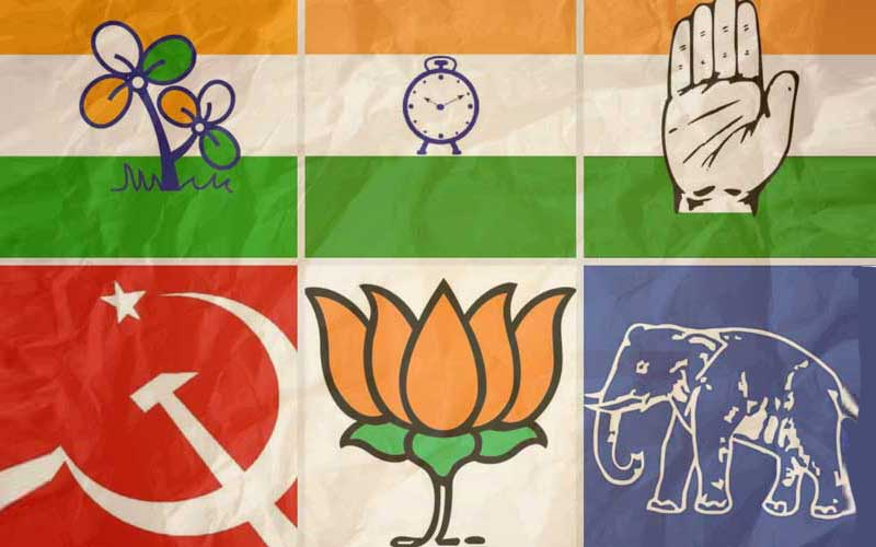 While voting during elections, you choose the party symbol: Take this quiz to check if you know Political Parties and their symbols