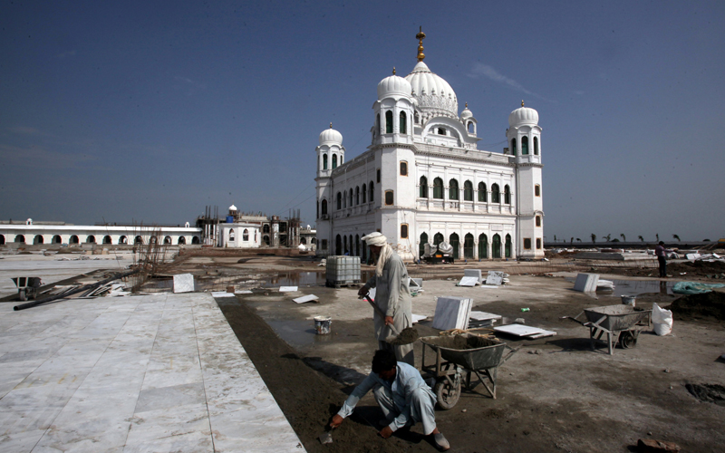 Quiz on Kartarpur Corridor