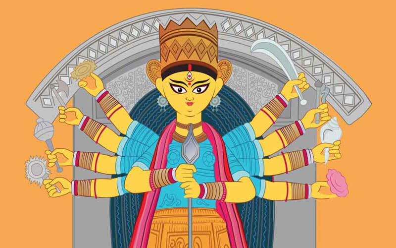 Do you know these mythological facts about goddess Durga and Durga Puja AU