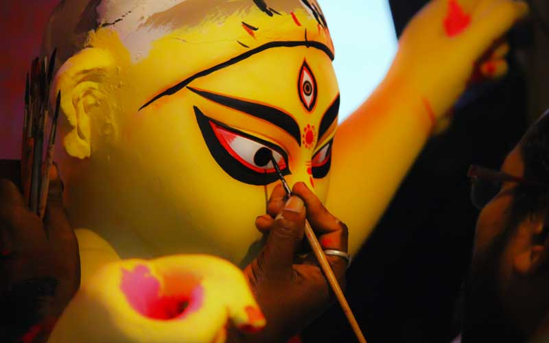 Do you know these facts about Mahalaya AU?