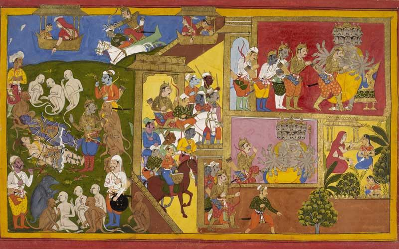 Do you know about these interesting facts on Ramayana au