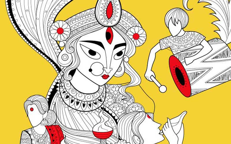 Do you know about these avatars of goddess Durga AU