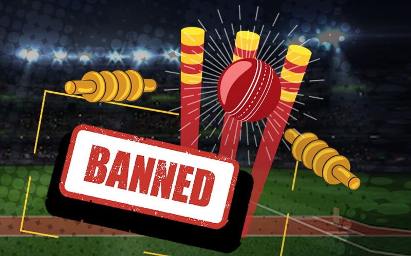 Quiz on the Cricketers who have been banned for their unusual behaviours