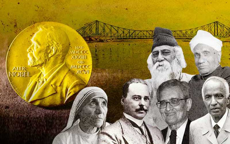 How much do you know about Kolkata's Nobel Connection, play the quiz to answer the questions-osc-kb