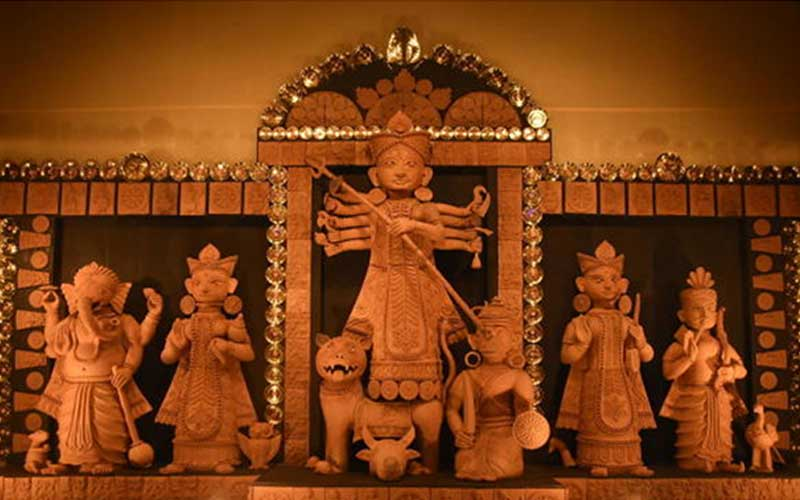 Do you know these rituals about Durga Puja AU