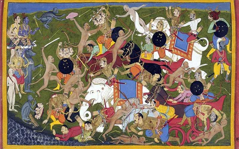 Do you know these facts about Ramayana au